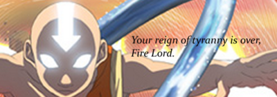 Aang (thanks to iamalive!)